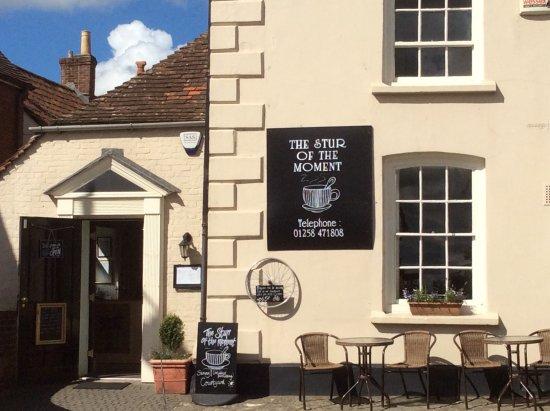 Sturminster Newton, UK: Welcome