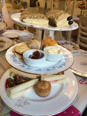 Jackfield, UK: Afternoon Tea