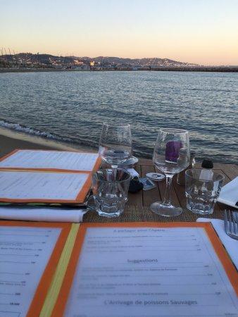 La Napoule, Frankrig: Un endroit juste magnifique... et une table délicieuse !