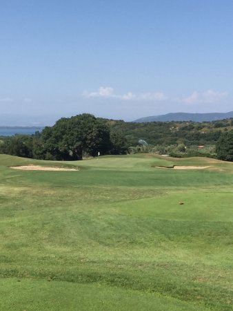 Argentario Golf Club: Hole 15 par 3
