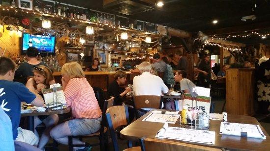 Timbers Restaurant Foto