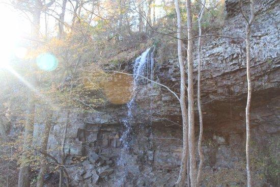 LaFayette, Géorgie : Falls
