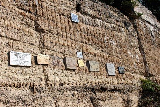 Turingia, Germania: Gedenktafeln für die Zwangsarbeiter