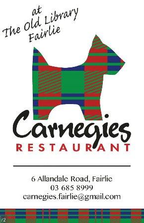 Fairlie, นิวซีแลนด์: Carnegies