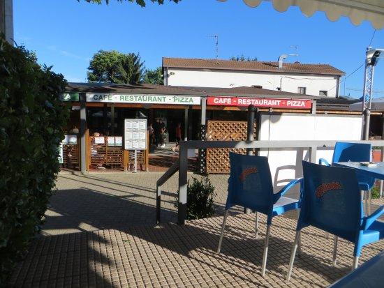 Dormelletto, Italy: ristorante