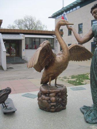 Murska Sobota, Slovenya: Erato, Swan
