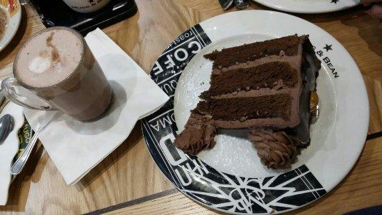 brownie i mugg