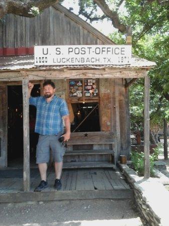 Luckenbach ภาพถ่าย