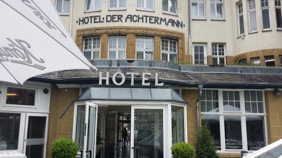Hotel Achtermann: Hotellet