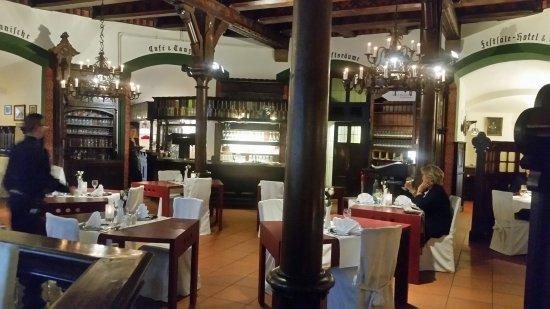 Hotel Achtermann: Restaurant