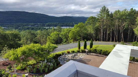 Windsor, VT: View from the 2nd floor balcony
