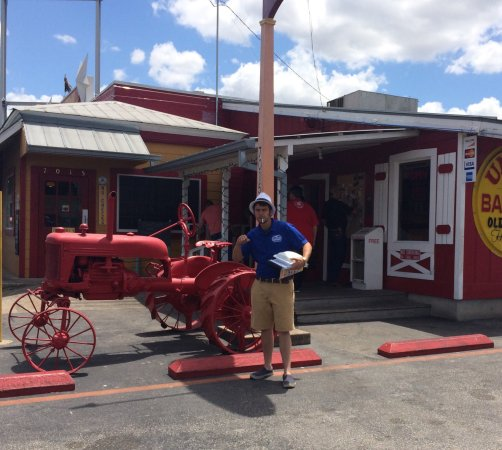 My Son And I Ate At Hungry Farmers Today And Had An Awesome Meal The Steak Was Cooked Just Right Picture Of Hungry Farmer Steakhouse San Antonio Tripadvisor