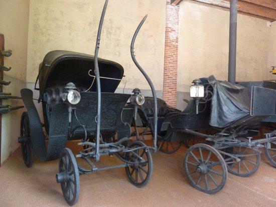 Центр (регион Франции), Франция: carriages