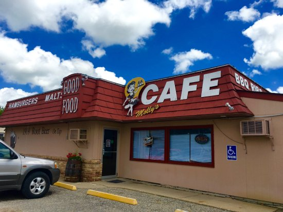 Silver Lake, MN : Molly's Cafe - Great food, friendly service, nice price! Wow!