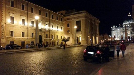 Palazzo Cardinal Cesi: отличный отель в Ватикане