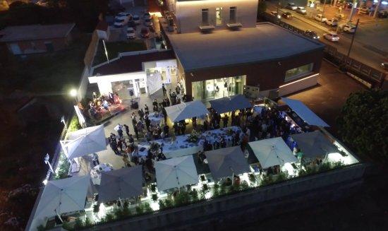 Ristorante, pizzeria, terrazza - Picture of SHS Sicilia Hotel Spa ...