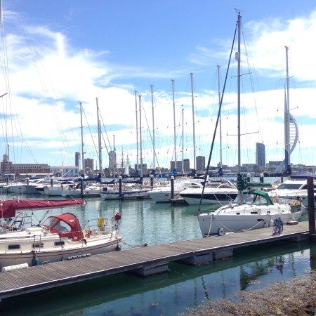 The Boat House Cafe Gosport Marina: photo0.jpg