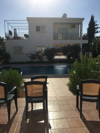 Bogaz, Cyprus: Shared pool