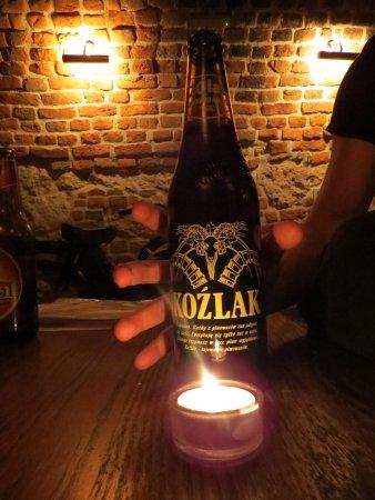 Chmiel Beer Pub : some nice weird beers!