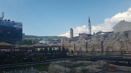Sarajevo Canton, Bósnia-Herzegovina: Сараевский кантон