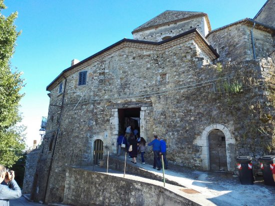 Castello di Torella del Sannio