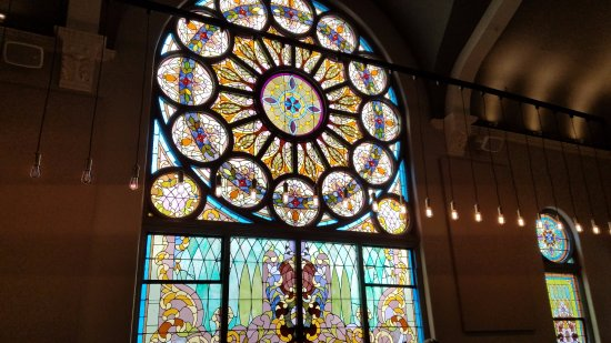 Saline, MI: Stain Glass