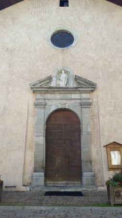 St Martin de Belleville: l'Eglise