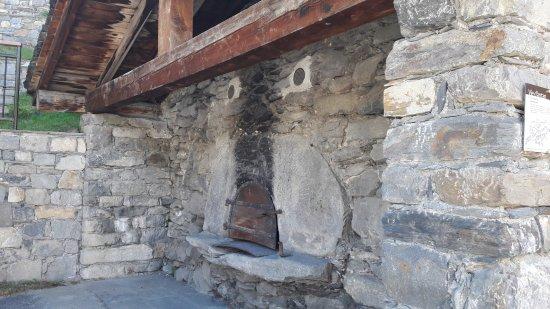 St Martin de Belleville: le four à pains