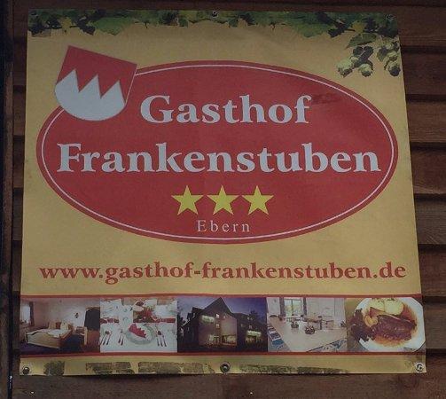 Ebern, Germany: Lokalschild