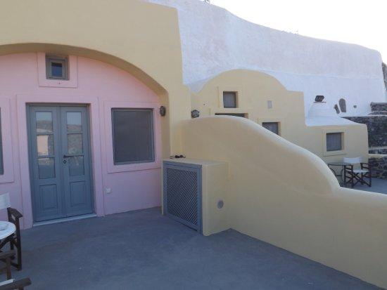 Ambelia Traditional Villas: l'extérieur