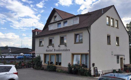 Ebern, Germany: Ansicht Lokal