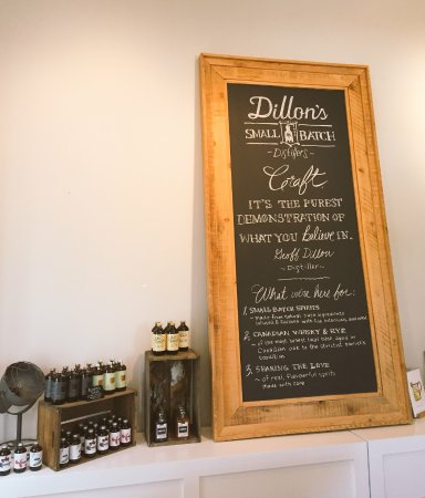 Beamsville, Kanada: A cute, very well designed shop and tasting room