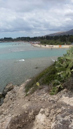 Cassibile, Italia: Spiaggia Pineta del Gelsomineto