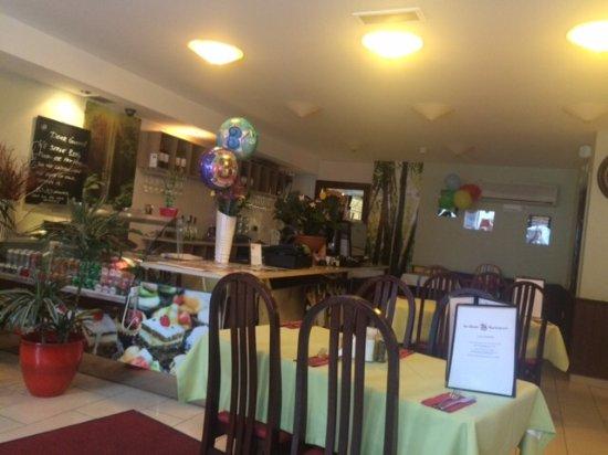 Loughrea, Irlanda: Dining room