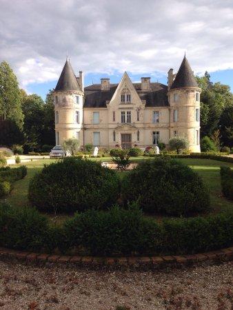 Chateau de Lestaubiere