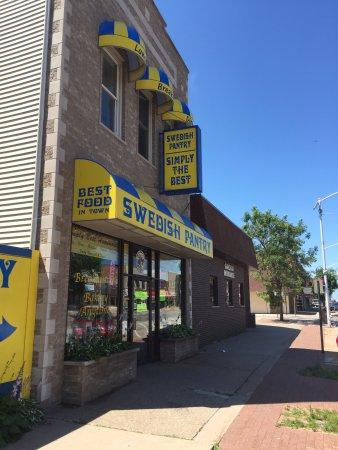 Εσκανάμπα, Μίσιγκαν: The Swedish Pantry