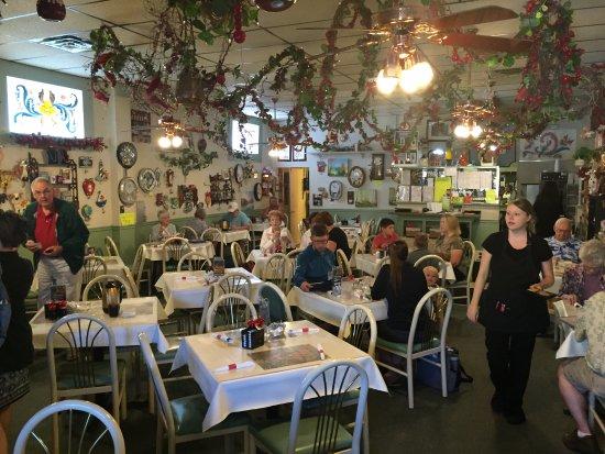Εσκανάμπα, Μίσιγκαν: The Dining Room