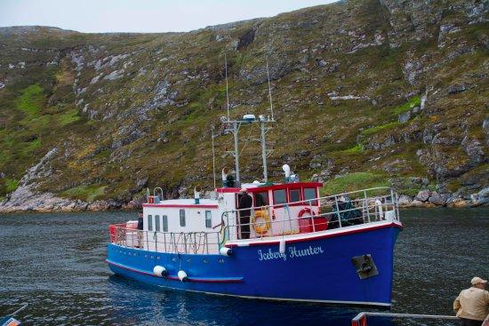 Снимок Mary's Harbour
