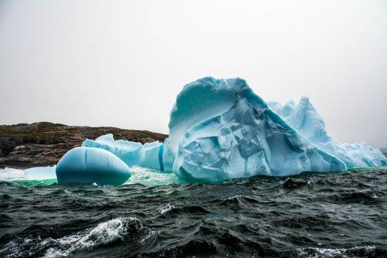 Mary's Harbour, Канада: Iceberg tour