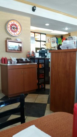 Webster, SD: A&W Restaurant