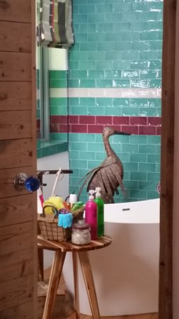 Saint Ewe, UK: Bathroom In Cranny