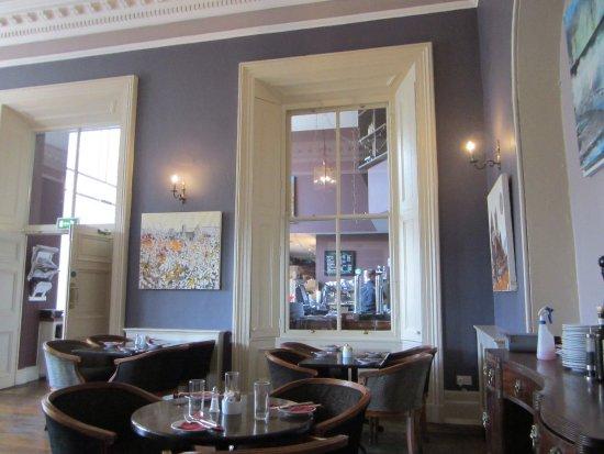 Ennis, Irlandia: Rowan tree cafe...good lunch!