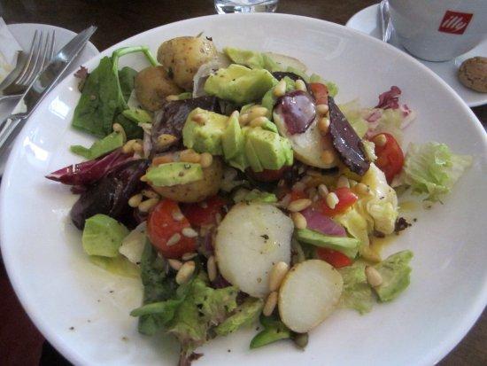 Ένις, Ιρλανδία: Rowan tree cafe...good lunch!