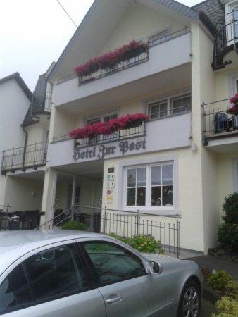 Hotel Zur Post Meerfeld Foto