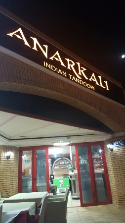 Anarkali Indian Tandoori Restaurant