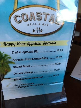 Coastal Grill & Bar at Regal Oaks Resort