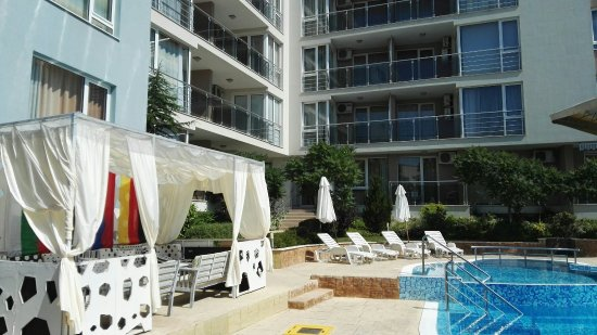 Perfect apartments for holiday