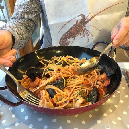 photo2.jpg - Bild von Costiera - Cucina di Mare & Pizzeria, Salzburg ...