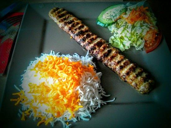 Best Persian Food Paris