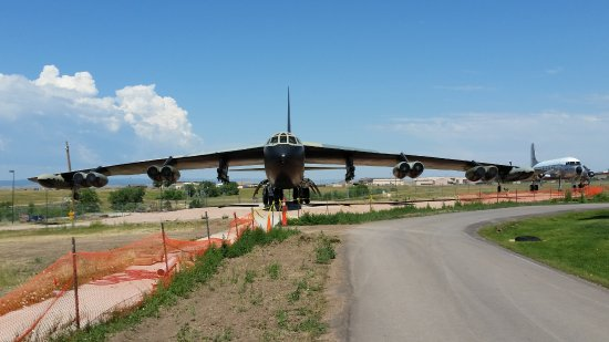 South Dakota Air and Space Museum: B-52